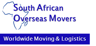 South African Overseas Movers logo